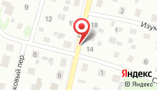 Апартаменты Apartment Berry на карте