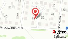 Коттедж На Березовке на карте