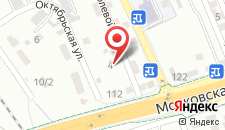Гостевой дом На Полевом на карте