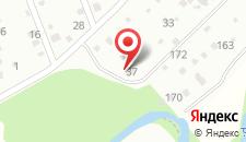 Усадьба Тауриши на карте