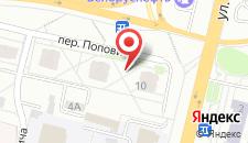 Апартаменты В Гродно на карте