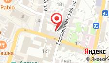 Хостел Hello Grodno на карте
