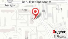 Апартаменты Center на карте