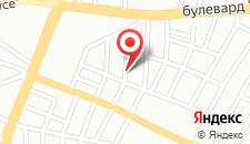 Апартаменты Apartment Medical University на карте