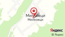 Вилла Holiday Home Milkovci на карте