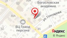 Гостиница Zaleski на карте