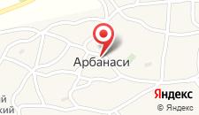Отель Hotel Izvora на карте