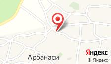 Отель Отель Бохеми на карте