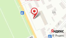 Отель Буковина на карте