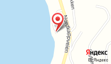 Отель Scandic Honningsvåg на карте