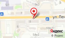 Апартаменты City на Ленина на карте