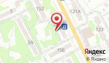 Апартаменты DWAS на карте