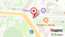 Апартаменты На Ленина 24 на карте