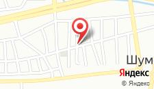 Отель Escape Shumen на карте