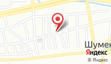 Отель Hotel Prolet на карте