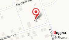 Загородный комплекс Комплекс Муражье на карте