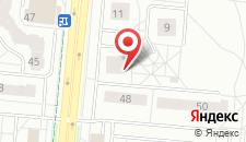 Апартаменты My Sweet Home на карте