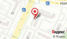 Апартаменты На Неманской на карте