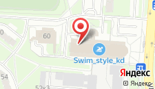 Отель Вояж на карте