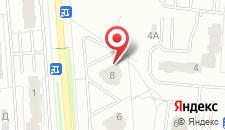 Апартаменты Арена Минск на карте