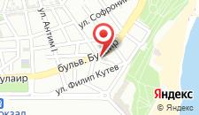 Отель Отель Луксор на карте