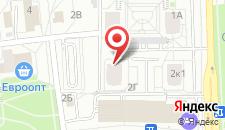 Апартаменты Minsk Service Optimal class на карте