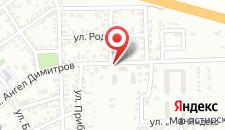 Апартаменты Sarafovo Apartment на карте