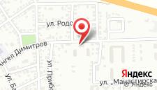 Апартаменты Sarafovo Residence на карте