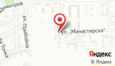 Отель Bulgarienhus Nev Villa на карте