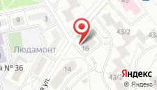 Апартаменты Minskhotelsapart на карте