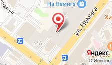 Апартаменты Флат в Минске 5 на карте