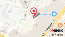 Апартаменты StudioMinsk 4 Apartments - Minsk на карте