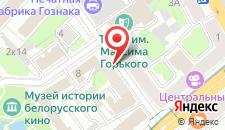 Апартаменты в Историческом центре на карте