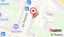 Апартаменты Мольнар Апартаменты Кирова 4 на карте