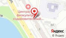 Апартаменты Eurocomfort on Old Minsk на карте