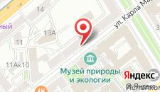 Апартаменты Minskroom на карте