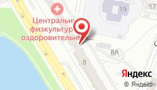 Апартаменты На Сторожевской на карте