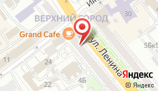 Апартаменты CentralFlat на Ленина на карте