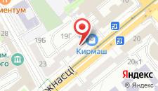Апартаменты ВипАренда.Минск 2 на карте