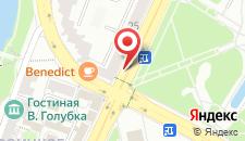 Отель New на карте
