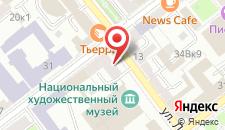 Апартаменты VIP House Apartments 3 on Lenina Street на карте