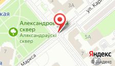 Апартаменты Sytki by на карте