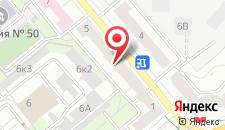 Апартаменты Vip-kvartira 2 на карте