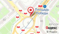 Апартаменты SutkiMinsk Apartment Centre на карте