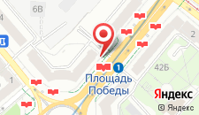 Апартаменты Minsk Service Business Class на карте