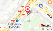 Апартаменты Гостиминск Независимости на карте