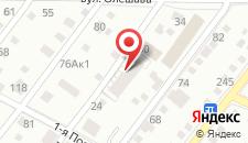 Хостел Your Хостел на карте