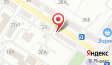 Апартаменты Гавана на карте