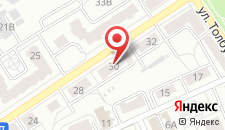 Апартаменты рядом со станцией метро Парк Челюскинцев на карте