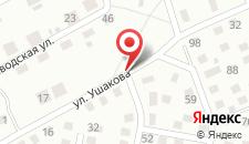 Гостевой дом У Василя на карте